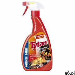 500ml płyn do czyszczenia szyb kominkowych i grilli spray marki Tytan - ogłoszenia A6.pl