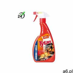 Aktywny płyn do czyszczenia szyb kominkowych i grillów (500g), Tytan ✔ZAPLANUJ DOSTAWĘ ✔SKLEP SPECJA - ogłoszenia A6.pl