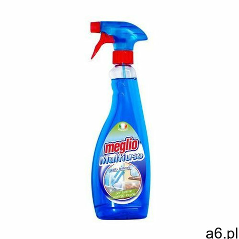 Środek czyszczący MULTIUSO do szyb 0.75 l MEGLIO (8002015003962) - 1