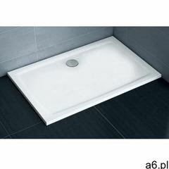 Ravak prostokątny brodzik 100x80 Gigant Pro Flat, biały XA03A411010 - ogłoszenia A6.pl