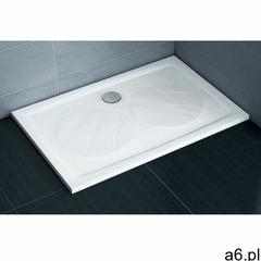 Ravak prostokątny brodzik 100x80 Gigant Pro, biały XA03A401010 (8595096851367) - ogłoszenia A6.pl