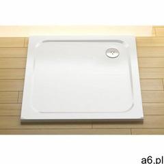 Ravak brodzik prysznicowy Perseus Pro Chrome 80 biały XA044401010 - ogłoszenia A6.pl