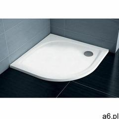 Ravak brodzik prysznicowy niski elipso pro flat 90 biały xa237711010 (8595096889001) - ogłoszenia A6.pl