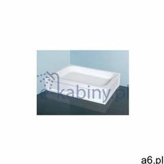 Sanplast Classic brodzik prostokątny 80x110 cm B/CL80x110x15+STB 615-010-0440-01-000, 615-010-04 - ogłoszenia A6.pl