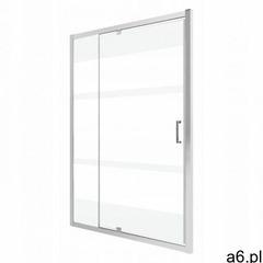 Drzwi prysznicowe, uchylne 140 cm Optimo D3 ML Kerra ✖️AUTORYZOWANY DYSTRYBUTOR✖️, OPTIMO D3 140 ML - ogłoszenia A6.pl