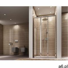 Drzwi prysznicowe rozsuwane 120 cm alex uzyskaj 5 % rabatu na drzwi marki Rea - ogłoszenia A6.pl
