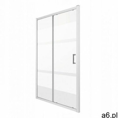 KERRA drzwi wnękowe Zoom 100 cm mleczne pasy (5907548109415) - ogłoszenia A6.pl