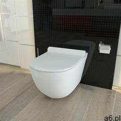 Miska WC wisząca Carter Rimless Rea - ogłoszenia A6.pl