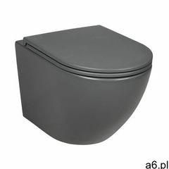 Lavita Miska wc wisząca alice grey domino (5900378310563) - ogłoszenia A6.pl