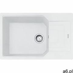 Zlewozmywak FRANKE URBAN UBG 611-78 XL biały polarny [114.0575.075], kolor biały - ogłoszenia A6.pl