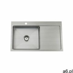 Zlewozmywak stalowy CLASSIC, kolor stalowy - ogłoszenia A6.pl