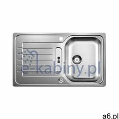 Blanco zia 45 s zlewozmywak stalowy 86x50 cm stal szczotkowana 514614 - ogłoszenia A6.pl