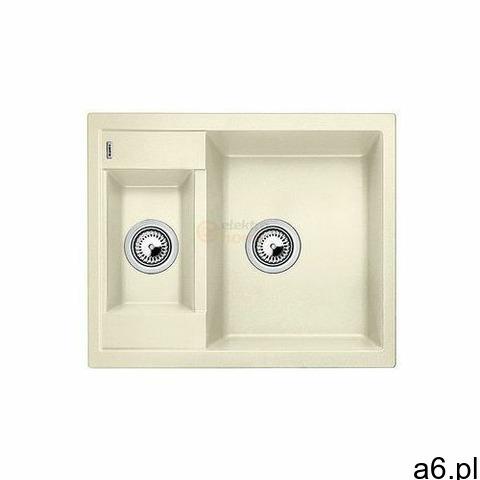 BLANCO METRA 6 Silgranit PuraDur II jaśmin bez korka automatycznego - DOSTAWA GRATIS, 516174 - 1