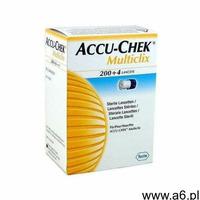 Lancet Accu-Chek MultiClix x 204 sztuki - ogłoszenia A6.pl
