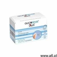 LANCETY Glucosense x 100 sztuk - ogłoszenia A6.pl