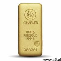 Argor-heraeus, pamp 1000 g (1 kg) sztabka złota - 15 dni - ogłoszenia A6.pl