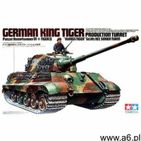 Tamiya german king tiger production + prezent do zakupów za min.30 zł. (4950344992713) - ogłoszenia A6.pl