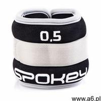Obciążenia na rzep Spokey 0,5 kg Form IV 920903 - ogłoszenia A6.pl
