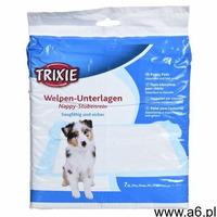 Trixie podkłady dla szczeniąt maty absorbujące 7 szt./op. 40 x 60 cm - darmowa dostawa od 95 zł! - ogłoszenia A6.pl