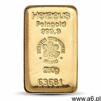 Argor-heraeus, pamp, münze Österreich 250 g sztabka złota - ogłoszenia A6.pl