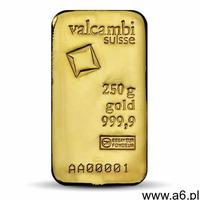 250 g sztabka złota - wysyłka 24 h! - ogłoszenia A6.pl
