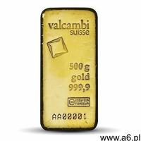 500 g Sztabka złota - wysyłka 24 h! - ogłoszenia A6.pl