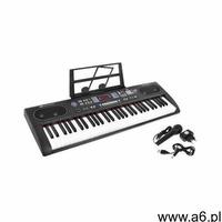 Duże Wielofunkcyjne Organy / Keyboard + Mikrofon + Zasilacz + USB + Bluetooth +  - ogłoszenia A6.pl