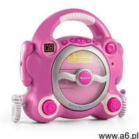 Auna pocket rocker odtwarzacz cd sing-a-long 2 x mikrofon zasilanie z baterii (4260435915775) - ogłoszenia A6.pl