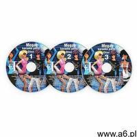 Auna karaoke zestaw płyt cd+g 3 sztuki - ogłoszenia A6.pl