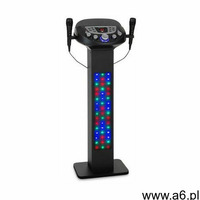 Auna karabig, lightup, system karaoke, bt, 2x mikrofon, multicolor, usb, 40 w rms, 640 w max. - ogłoszenia A6.pl