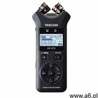 Tascam DR 07X rejestrator cyfrowy - ogłoszenia A6.pl