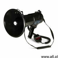 Auna ega080usb megafon odtwarzacz mp3 usb funkcja nagrywania 700m czarny (4260509682985) - ogłoszenia A6.pl